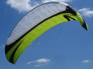 Vendre: Skywalk Tequila 4 M (85-110 kg) with new check