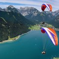 For sale: Swing MITO Paraglider/Harness/Helmet - Low Hours Complete Package