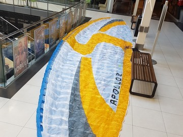 Vender: SKY Paragliders APOLLO 2 L =New=