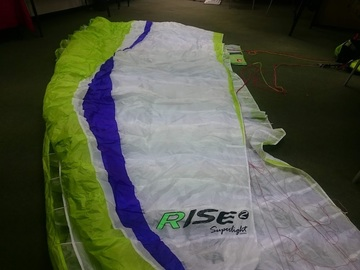 For sale: AirDesign Rise 2 Superlight Small - 70-90kgs