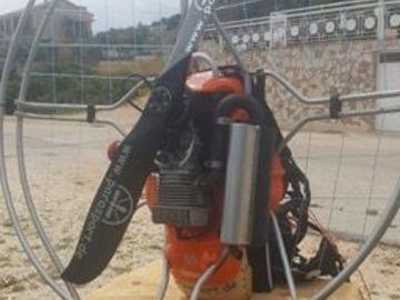 Verkaufen: Paramotor Simonini Rodeo