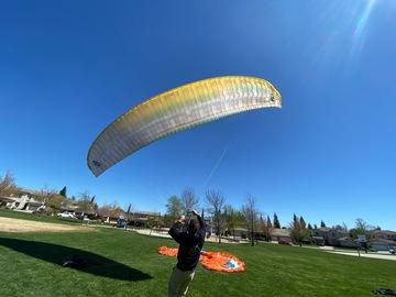 Vender: 2013 Air Design Rise XL (125-145)