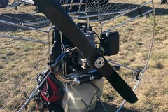 For sale: Paramotor PAP PA125