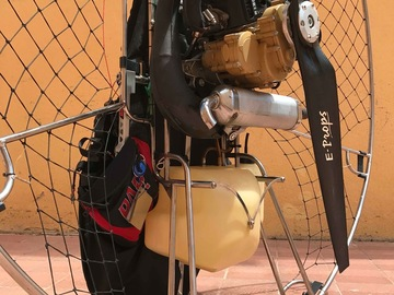 Vendre: Paramotor PAP THOR 200