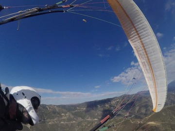 For sale: UP Summit XC2 paraglider (2011)