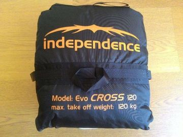 Vendre: Reserve parachute   -Independence - Evo Cross  120