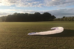 For sale: Paramotor wing,  ozone viper 3.   Size 20