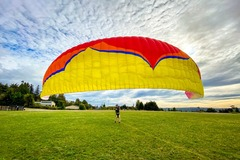 Vendre: Low airtime Ozone Buzz Z5 - Great first progression glider!