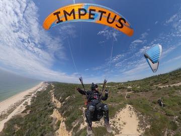 Vender: Skyparagliders Exos M 75-95