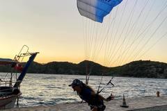 Verkaufen: SkyCountry Speedflying wing 15 m